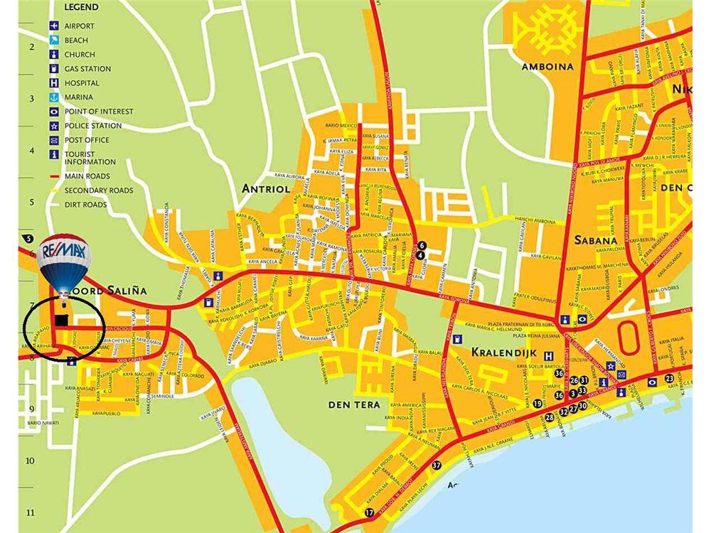 Land For Sale Noord Salina Bonaire Bonaire 90017100853 RE