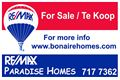 Land - For Sale - Lagoen Area, Bonaire, Bonaire